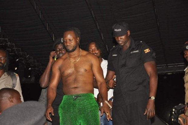Bebe Cool Was Booed Off