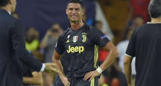 Cristiano Ronaldo's Sloppiness Hands Him Red Card