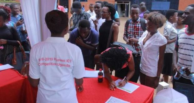 Huawei Establishes Global ICT Competitions In Uganda