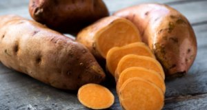 Sweet Potatoes improved Variety Introduced