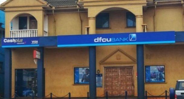 armed robbers dfcu bank uganda