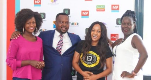 Anatalia And Zahara Totto Were Fully Welcomed On NBS TV