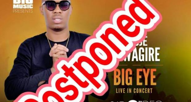 Big Eye Star Boss And A Worker On The Podium Postponed His Concert