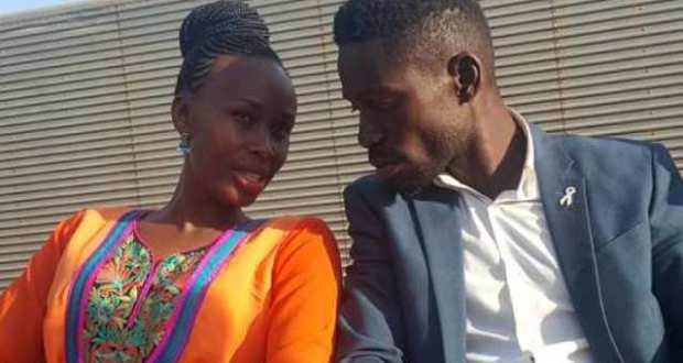 Bobi Wine And Barbie Attend Church Services