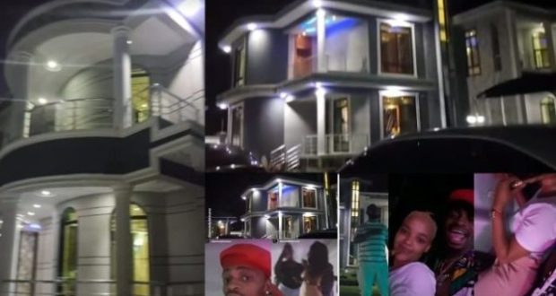 Diamond Platnumz Unveils New Mansion And Wants New Lady