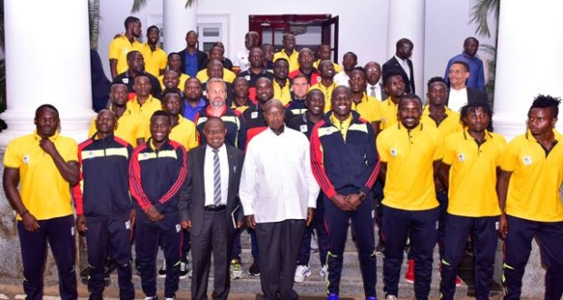 Museveni Owes Uganda Cranes With 200M For AFCON Qualifiers