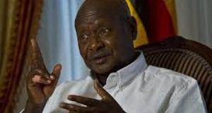 President Museveni Sacks Officials In and 14 days of kony