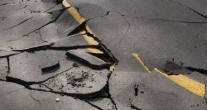 7.0 earthquake