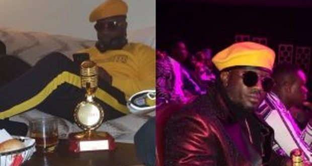 Bebe Cool Won The Affrima Award As The Best Male East African Artiste