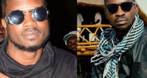 Bobi Wine Embraced Bebe Cool For Winning An Affrima Award