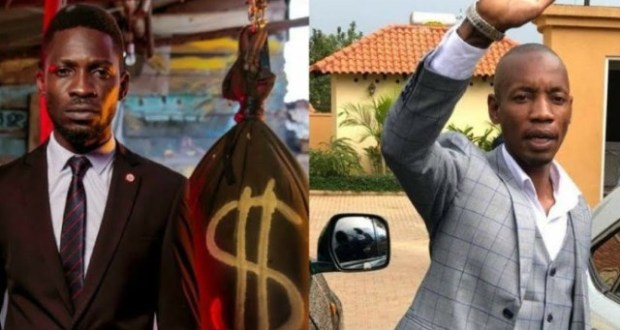 Butcherman Grades Bryan White As Being More Worthy Than Bobi Wine