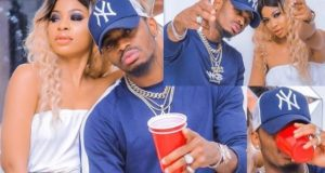 Diamond Platnumz Makes Zari More Scared