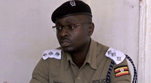 police Luke Oweyesigire
