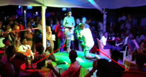 MC Kats Pleaded For Forgiveness From Fille Live On Stage
