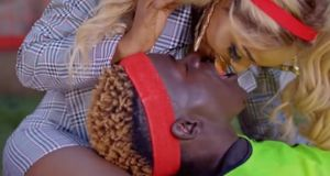 Spice Diana Clears Herself With Her Best Friend King Saha