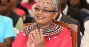 bruce odhiambo and Margaret Kenyatta