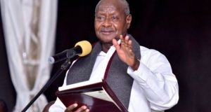 Museveni Cautions To End Corruption Among Corrupt Ministers