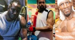 Navio Starts Body Building Competitions With Bebe Cool And Golola