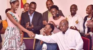 museveni and abenakyo