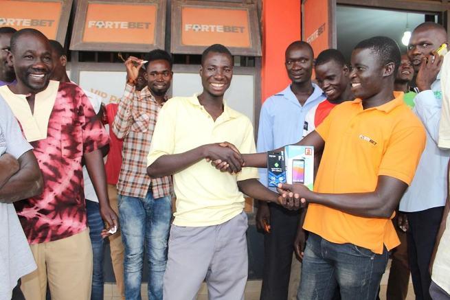 Fortebet Gives Back To Soroti Bukedea And Kumi In Style