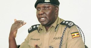 uganda police fred enanga on FGM