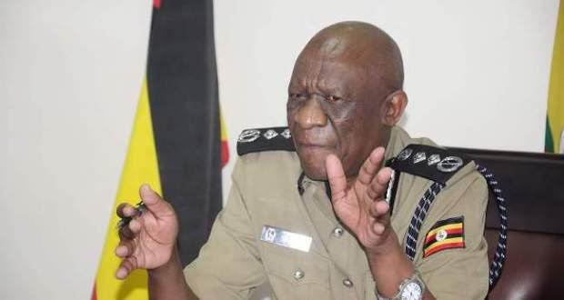 Okoth Ochola and police cell