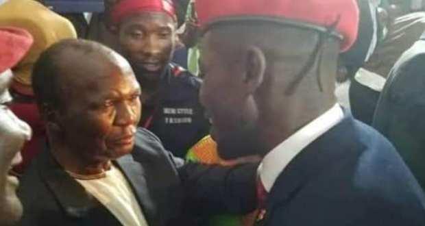 Bobi Wine Celebrates Dr. Paul Kawanga's 87th Birthday
