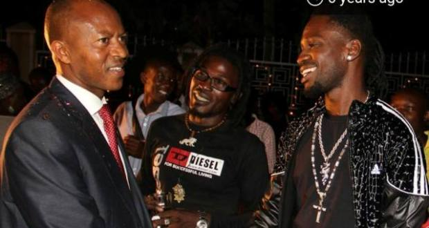 Frank Gashumba Advised Bobi Wine Advises Bobi Wine