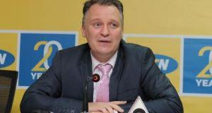 MTN Uganda Wim Vanhelleputte