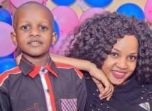 Zahara Toto Celebrates His Son's Birthday Today