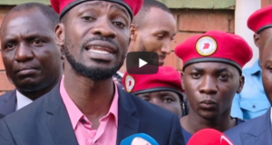 Bobi Wine Plans To Reduce Unemployment Blockages, 2021 Plan