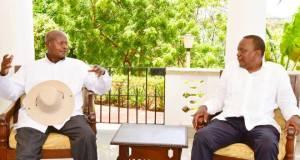 museveni and kenyatta