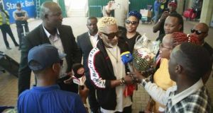 Awilo Longomba Regards Kenzo And Chameleone As Great Artistes