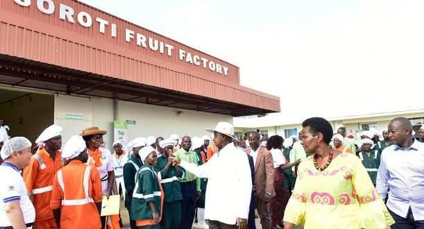 soroti fruit factory