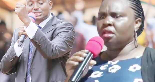 pastor Bugingo Finally Negotiates With His Wife, Naluswa Teddy