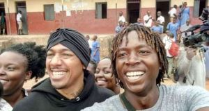 Nick Cannon, An American Best Actor Currently In Uganda
