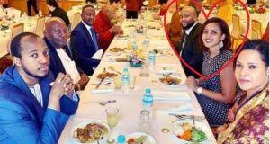 Princess Ruth Komuntale New Boyfriend Unmasked