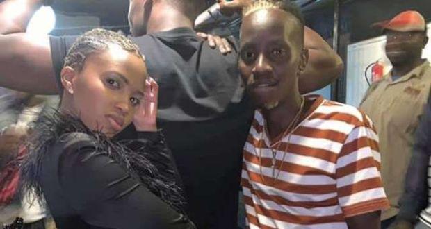 Sheilah Gashumba And MC Kats Finally Reconcile Again