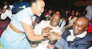 Sheilah Nvanungi Denies Having Bonking Sessions With Gilbert Bukenya