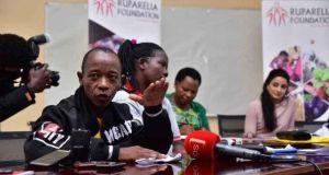 Frank Gashumba to fresh kid's father