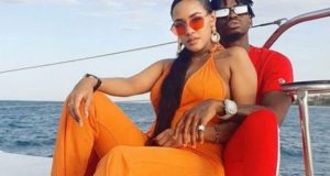 diamond platnumz and Tanasha