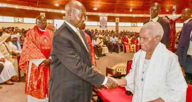 museveni joins nyerere family