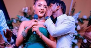 Diamond Platnumz Expects Baby Boy With Tannasha Donna