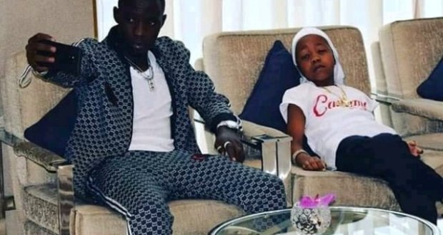 Fresh Kid Trashes His Father's Song Dubbed 'Maziike'