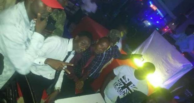 Khalifah Aganaga Signs Fresh Daddy To His Record Label