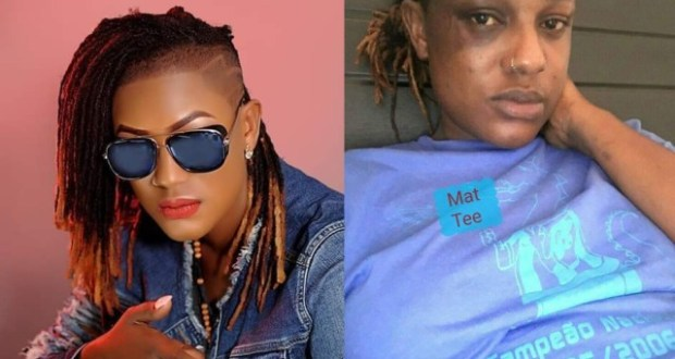 Anita Da Diva Cries To Authorities For Rescue Over Her Brutal Husband