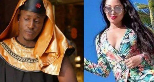 Anitah Fabiola Disappoints Prince Omar