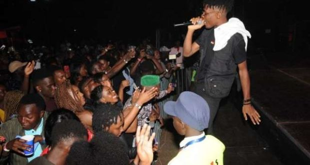 Joeboy Left Revelers Yearning At The Smirnoff Block Party