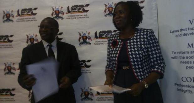 Uganda Law Reform
