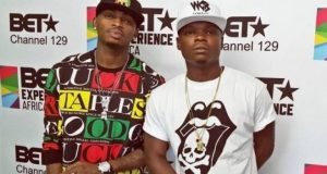 Diamond Platnumz and Harmonize